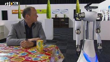 RTL Nieuws Robots worden steeds belangrijker