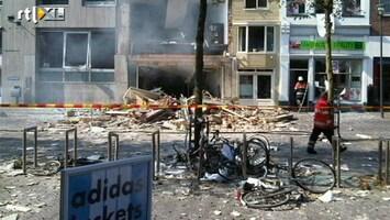 RTL Nieuws Twee gewonden bij explosie Zwolle