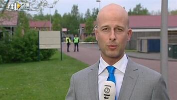 RTL Nieuws Eerste ME al in Oude Pekela gesignaleerd