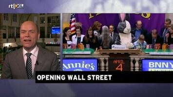 Rtl Z Opening Wall Street - Afl. 68