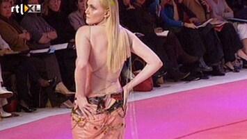 RTL Nieuws Stevige modellen maken vrouwen dik
