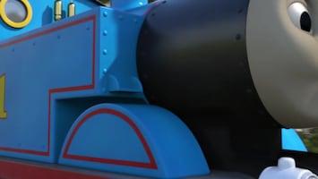 Klik hier om Thomas de stoomlocomotief van 27 oktober te bekijken.