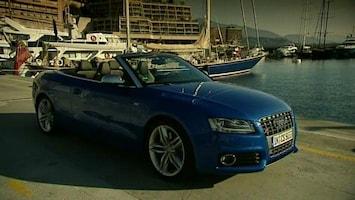 RTL Autowereld Audi A5 & S5 Cabriolet
