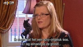RTL Nieuws Heldin van Londen: Ik vroeg de dader wat er was gebeurd