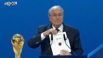 RTL Nieuws Ministerie wilde FIFA belastingvrij stellen