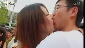 RTL Nieuws Bijzonder aanzoek in China