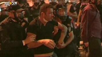 RTL Nieuws Vijfde nacht van rellen in Turkije