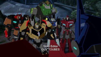 Transformers Robots In Disguise - Afl. 16