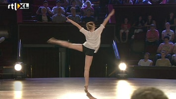 So You Think You Can Dance - Auditie Van Lineke