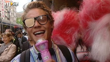 RTL Boulevard BN'ers pakken hun Glee-moment