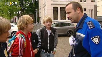 RTL Nieuws Jonge Groningse vervuilers krijgen voortaan taakstraf