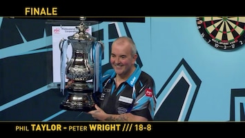 World Matchplay 2017 - Finale