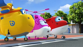 Super Wings Showtime
