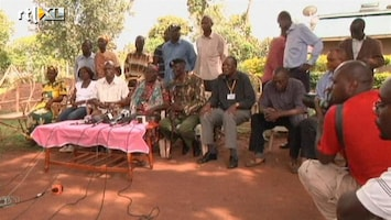 RTL Nieuws Oma Obama houdt persconferentie in Kenia