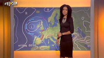 RTL Nieuws 'Vanmiddag onweer, hagel en misschien windstoten'