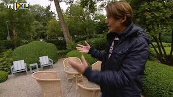 Eigen Huis & Tuin Wat vond Lodewijk van de tuinen van Janine ten Horn?