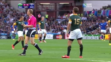 Wk Rugby - Afl. 7