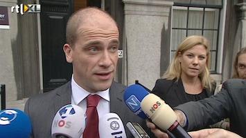 RTL Nieuws Akkoord tussen PvdA en VVD dichtbij