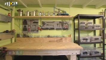 Eigen Huis & Tuin Werkbank maken