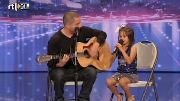 Het Beste Van Got Talent Worldwide - Vader En Dochter Doen Harten Smelten