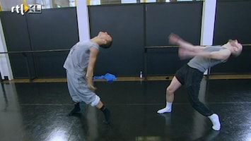 The Ultimate Dance Battle Dans camp dag 1