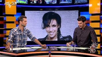 RTL Boulevard Glennis Grace huurt advocaat in