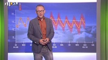 RTL Weer Buienradar update 24 september 2013 10:00uur