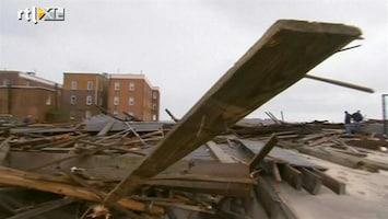RTL Nieuws Sandy: 45 doden en tientallen miljarden schade