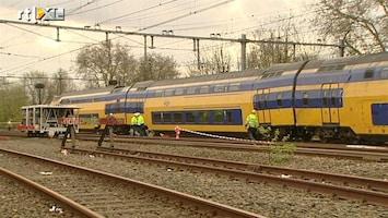 RTL Nieuws Zorgen machinisten om veiligheid spoor