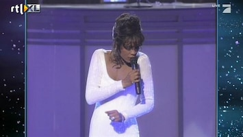 RTL Nieuws Grammy's in teken dood Whitney Houston