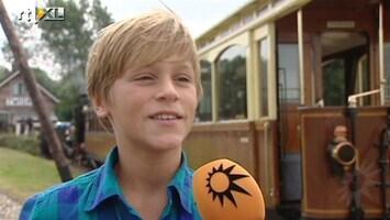 RTL Boulevard Zoontje Wendy is een natuurtalent