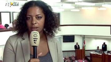 RTL Nieuws Fel debat om amnestiewet Suriname