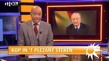 RTL Boulevard Belgische koninklijke familie bij Koningsfeest