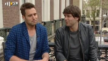 RTL Boulevard Nick en Simon 'hardstikke blank' in Afrika