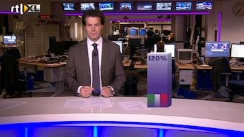 RTL Nieuws Roland Koopman: Italië is 'too big to save'