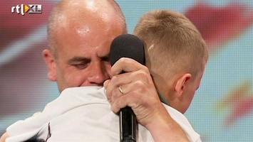 Het Beste Van X Factor Worldwide - Daryl, Een Miljoen Procent Ja