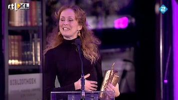 RTL Nieuws AKO Literatuurprijs voor De Moor