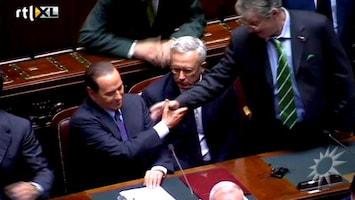 RTL Boulevard Italie pakt corrupte politici aan