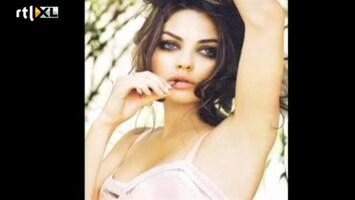 Editie NL Meest sexy vrouw op aarde: Mila Kunis