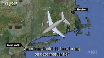 RTL Nieuws Volledige geluidsopnamen 9/11 vrijgegeven