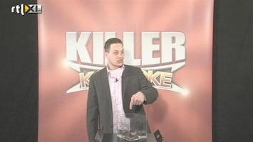 Killer Karaoke - Killer Karaoke - Auditie Van Johannes