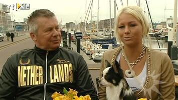 RTL Boulevard Barbie, Michael en ouders over bruiloft