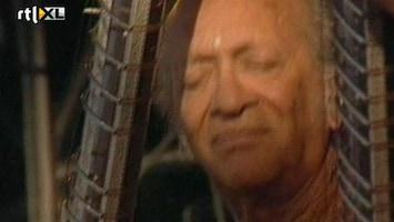 RTL Nieuws Sitarlegende Ravi Shankar overleden