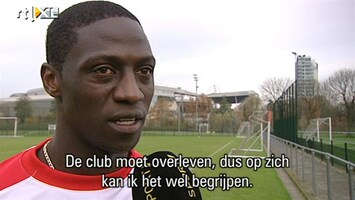 RTL Sport Inside 5 vragen aan: Mulenga