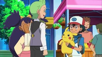 Pokémon Een dreiging van driedubbele leiders!