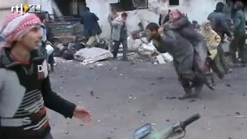 RTL Nieuws Geweld Syrië houdt aan ondanks komst VN-gezant