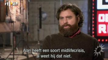 RTL Boulevard Nieuw avontuur in Hangover Part 3