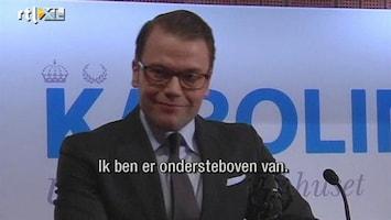 RTL Nieuws Vader Zweeds prinsesje ondersteboven