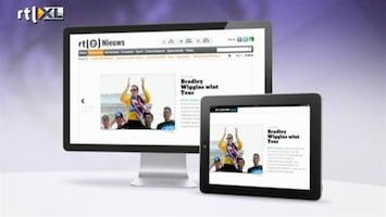 RTL Nieuws Promovideo: Swipe of click door ons jaaroverzicht