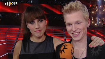 RTL Boulevard Finalisten The Voice Of Holland 2012